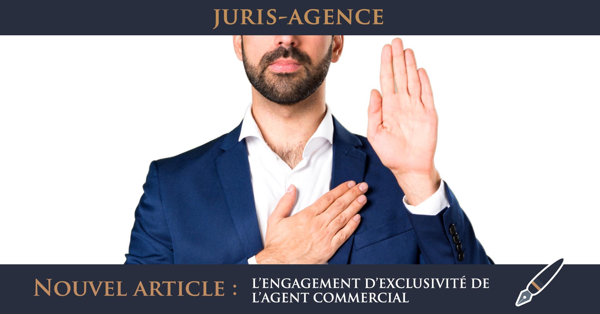 engagement exclusivité agent commercial