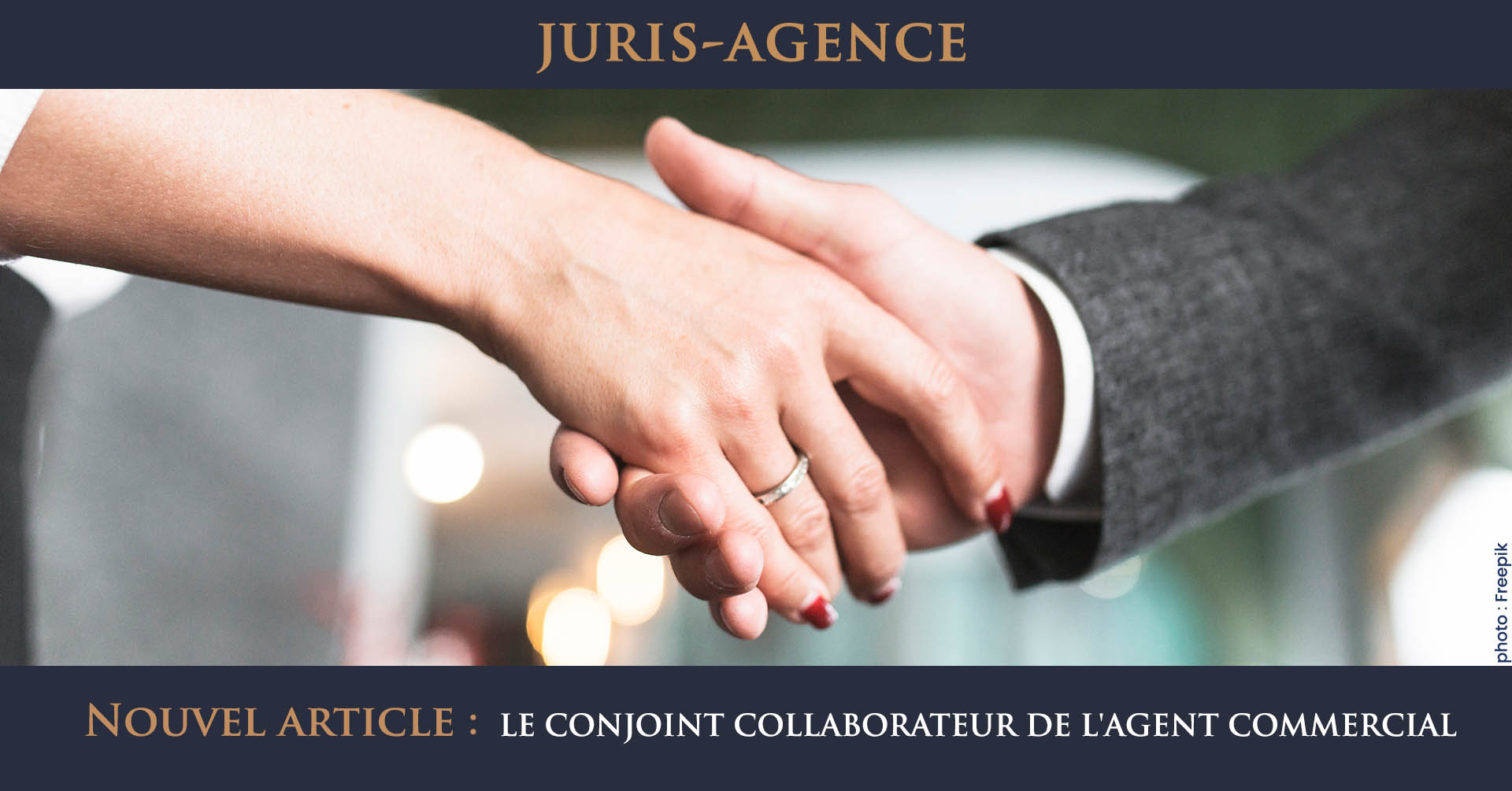 conjoint collaborateur agent commercial