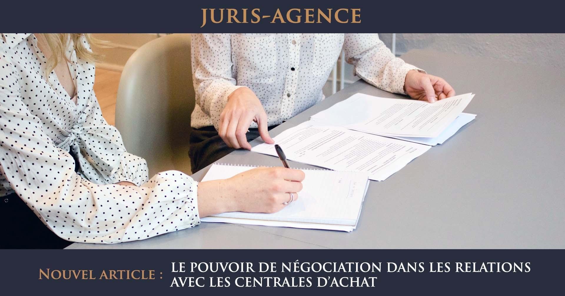 négociation signature contrat