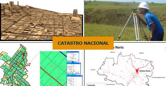 CATASTRO NACIONAL