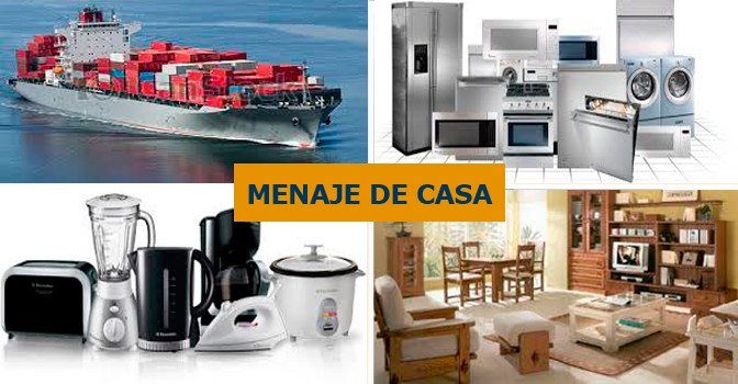 MENAJE DE CASA