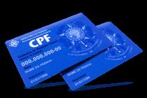Contribuinte pode atualizar CPF pela internet a partir desta segunda-feira
