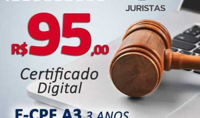 Certificado Digital Juristas