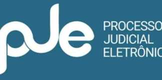 pje processo judicial eletrônico