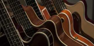 loja de instrumentos musicais