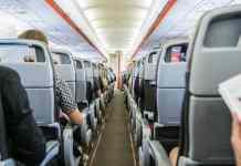mudança de classe de voo american airlines