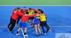 Tenis / Fed Cup : Romania va infrunta Elvetia in barajul de promovare in Grupa Mondiala 22