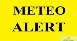 Meteo Alert : Cod portocaliu de ploi torentiale in 18 judete, pana marti seara! Cod galben in restul tarii .. 12