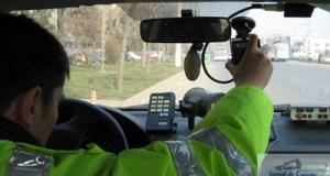 Politia nu va  mai putea folosi radarul din masinile  neinscriptionate 15