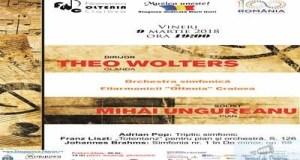 """Concert Liszt cu pianistul Mihai Ungureanu la Filarmonica """"Oltenia"""" 22"""