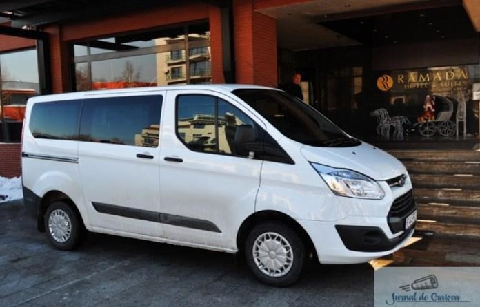 Ford prezinta in premiera pentru Romania cinci noi modele. Poze aici 6