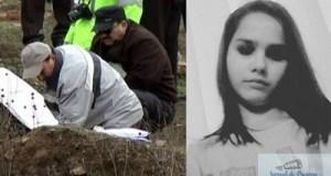 Cadavrul unei tinere disparute de o luna, gasit intr-o padure de langa Ramnicu Valcea 2