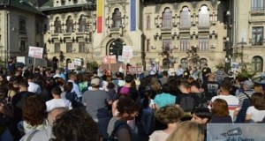 "Sute de craioveni au luat parte la mitingul ""Spune NU Kozlodui!"" 19"