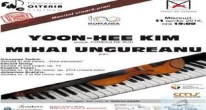 Recital de vioara si pian la Muzeul de Arta Craiova 8