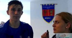 Fotbal / Coderie Ovidiu,FC U Craiova : A fost un meci bun facut de echipa noastra .. 15