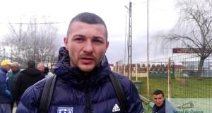 Fotbal / Preda Andrei,FC U Craiova : Sunt bucuros ca baietii mi-au dedicat victoria! 9
