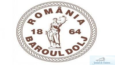 """Baroul Dolj anunta inchiderea proiectului """"Cross-Border Partnership for Training and Labour mobility in the Juridical field"""" 1"""