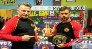 Kickboxing: Titlul European ETF castigat de doljeanul Marian Serban 33
