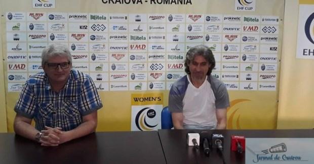 Handbal : Batalia pentru locul 2 continua ! Vino si tu sa sustinem fetele !  S.C.M. Craiova - A.S.C. Corona Brasov 1