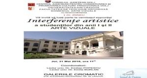 Interferente artistice in Galeriile Cromatic, la Zilele Municipiului Craiova 14