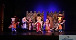 """Teatrul pentru copii si tineret Colibri, invitat la Festivalul International de Animatie """"Gulliver"""" Galati! 1"""