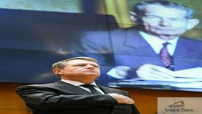 Klaus Iohannis implineste astazi varsta de 59 de ani 1