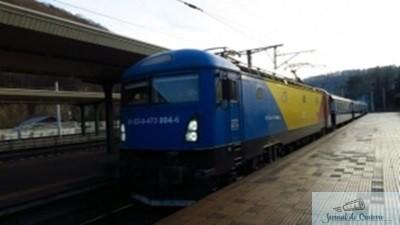 Masina lovita de tren in judetul Olt, trei persoane au fost ranite