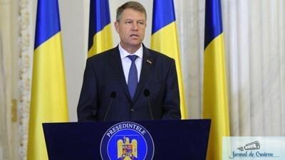 Presedintele Klaus Iohannis anunta ca va ataca la CCR Codurile penale