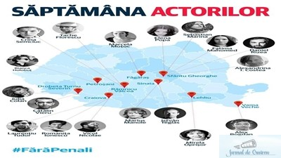 USR Dolj : Saptamana Actorilor si la Craiova ! 1