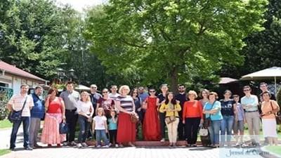 Actiunea pentru Renasterea Craiovei a vizitat Casa Nicolae Romanescu 1