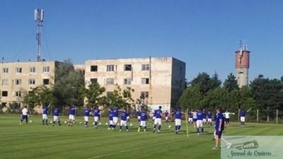 Fotbal : FC U Craiova si-a reluat pregatirile pentru noul sezon sub comanda lui Stefan Stoica 1