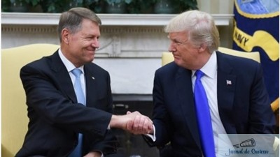Donald Trump a anulat intalnirea cu Klaus Iohannis 1