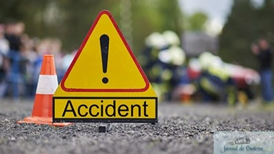 Accident cu victime azi noapte in Sadova 1