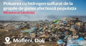 """USR Dolj : Legea tacerii la Craiova! Depozitele de gunoi de tipul """"Mofleni"""" emit gaze toxice, ce fac autoritatile? 3"""