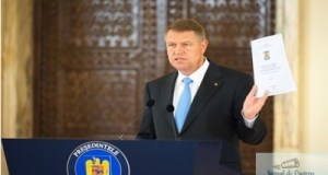 Klaus Iohannis anunta o noua sedinta CSAT ! 5