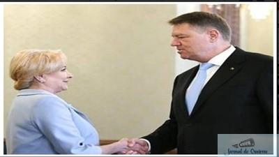 Presedintele Klaus Iohannis acuza Guvernul Dancila de SABOTAJ! Acuzatii la adresa lui Dragnea! 1