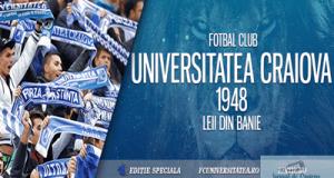 Fotbal : Deplasarea de la Moreni este ultimul meci din acest an pentru Universitatea Craiova 20
