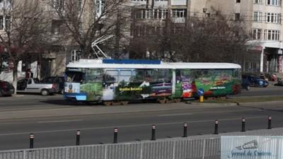 17 tramvaie noi pe strazile orasului Craiova ! 1
