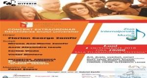 Filarmonica Oltenia Craiova : Arii si duete celebre la deschiderea anului universitar 2018/2019 6