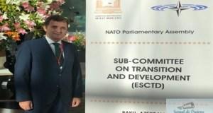 DEPUTATUL ION CUPA- VIZITA IN AZERBAIDJAN IN CADRUL DELEGATIEI PARLAMENTARE A NATO 23