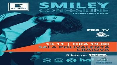 Smiley isi invita fanii din Craiova sa participe la cea mai mare Foto-Confesiune din tara 1