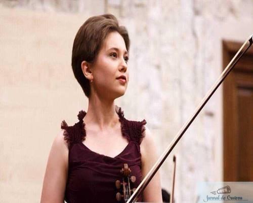 Filarmonica Oltenia Craiova : Celebrul Concert in Re major de Brahms  cu un talent incontestabil, violonista Malina Ciobanu 4