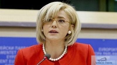 Corina Cretu, sustinuta de Pro Romania!