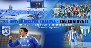 Fotbal : Remiza pe Extensiv dintre FC U Craiova si clona PSD 2 23