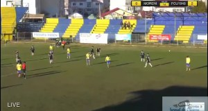 Fotbal : Universitatea Craiova castiga ultimul meci din acest an la Moreni ! 2