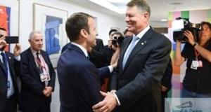 Iohannis a anuntat de la Paris un pas urias al Romaniei in relatiile cu Franta 2