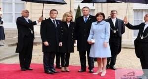 Presedintele Iohannis, prezent la cel mai important eveniment international al anului din Franta 6