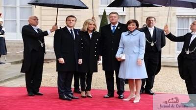 Presedintele Iohannis, prezent la cel mai important eveniment international al anului din Franta 1