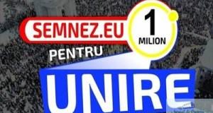 Campania de semnaturi ''Un milion pentru Unire'', lansata oficial in judetul Dolj 7