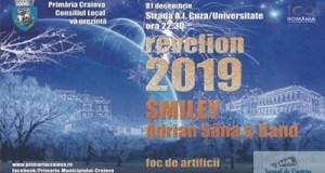 Revelion 2019 Craiova cu Smiley si ADRIAN SINA 12